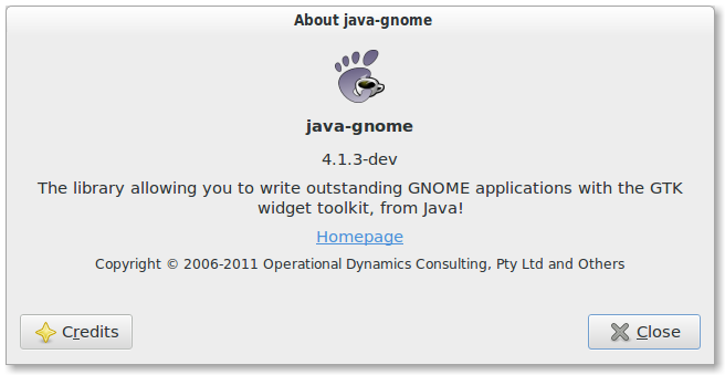 Opening GTK and GNOME to Java Programmers